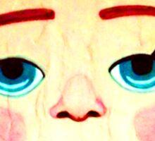 anthropomorphic cat Sticker