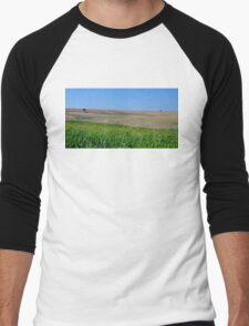 Italian Landscapes Men's Baseball ¾ T-Shirt