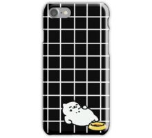 Tubbs Grid Graphic iPhone Case/Skin