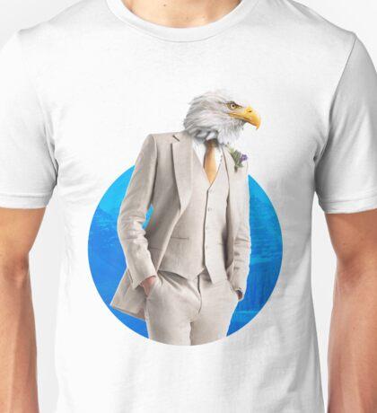 Sir Eagle Unisex T-Shirt