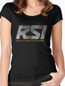 Robert Space Industries Women's Fitted Scoop T-Shirt