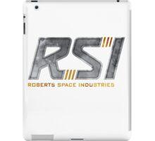 Robert Space Industries iPad Case/Skin
