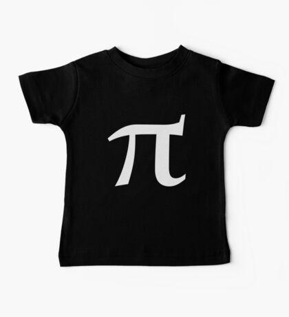Pi symbol for pi day Baby Tee