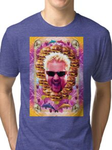 guy fieri's dank frootie glaze Tri-blend T-Shirt