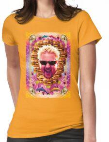 guy fieri's dank frootie glaze Womens Fitted T-Shirt