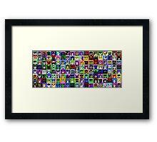 Fukkireta compilation 1 Framed Print