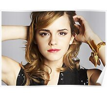 Beautiful Emma Watson by tumsir Poster