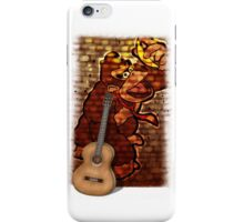 Donkey Kong & Guitar iPhone Case/Skin