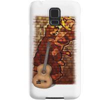 Donkey Kong & Guitar Samsung Galaxy Case/Skin
