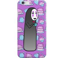 Tea for No-Face iPhone Case/Skin