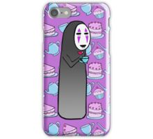 Tea for No-Face iPhone Case/Skin