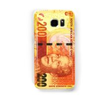 MANDELA MONEY RIP MADIBA Samsung Galaxy Case/Skin
