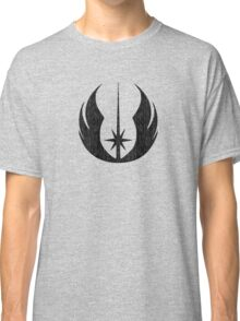 Jedi (distressed) Classic T-Shirt