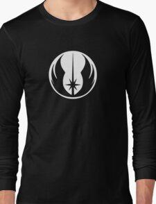 Jedi (white) Long Sleeve T-Shirt