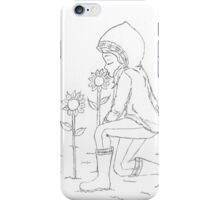 Kiss of light iPhone Case/Skin