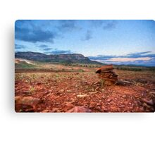 Rawnsley Bluff  (OJ) Canvas Print