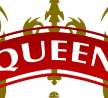 The Queen Coat-of-Arms Sticker