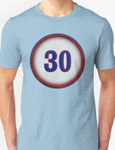 30 - Rock (alt version) Unisex T-Shirt