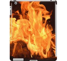 Flames 54 iPad Case/Skin