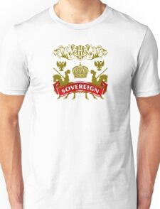 The Sovereign Coat-of-Arms Unisex T-Shirt