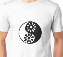 Girly Yin Yang Unisex T-Shirt