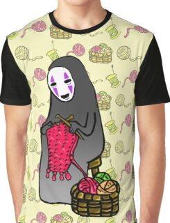 Crafts with No-Face Graphic T-Shirt
