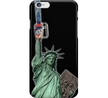 Give me some liberty baby iPhone Case/Skin