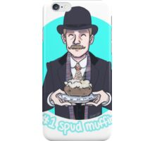 #1 Spud Muffin iPhone Case/Skin