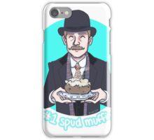 #1 Spud Muffin iPhone Case/Skin