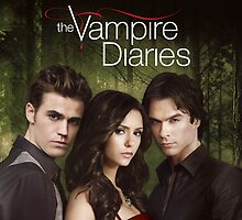 The Vampire Diaries Cover by tumsir by tumsir