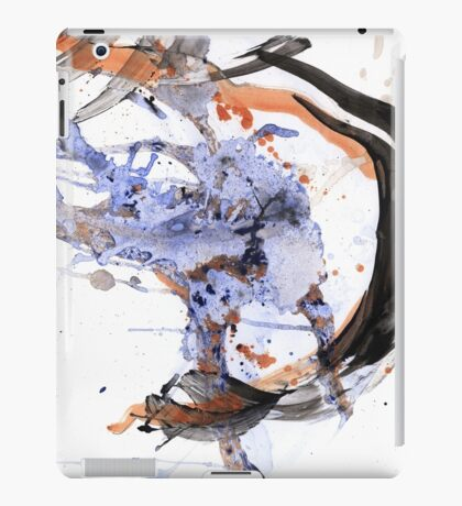 Oil and Water #81 iPad Case/Skin