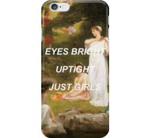 she can't be what you need if she's 17 iPhone Case/Skin