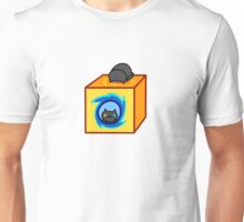 Neko Atsume - Pepper (Now You're Thinking With Portals) Unisex T-Shirt