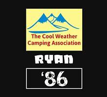 The Cool Weather Ryan 86 Design Unisex T-Shirt