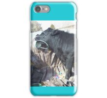 Easter Bovine Hurrah! iPhone Case/Skin