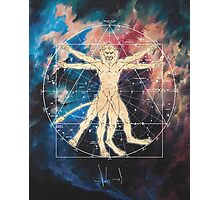 Leo da Vinci 2.0 Photographic Print