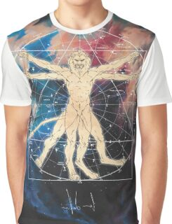 Leo da Vinci 2.0 Graphic T-Shirt