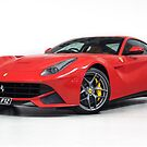 Ferrari F12berlinetta by Jan Glovac Photography