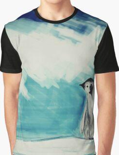 Baby Penguin Graphic T-Shirt