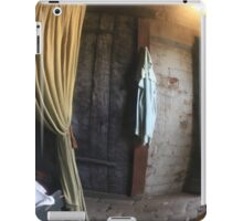 Reflections From The Gold Rush Days iPad Case/Skin