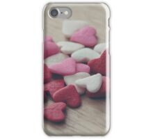 Be my Valentine 2 iPhone Case/Skin