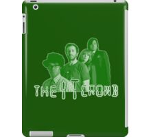 The IT Crowd - GREEN CRT Glow iPad Case/Skin