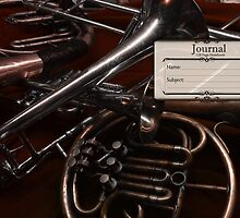 Assorted Brass Instruments 2 by Samulis