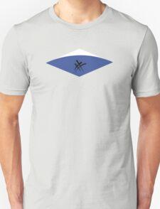 Blue Curve III T-Shirt
