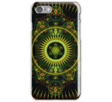 Metatron's Magick Wheel ~ Sacred Geometry iPhone Case/Skin