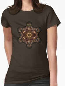 Metatron's Cube ~ Sacred Geometry T-Shirt