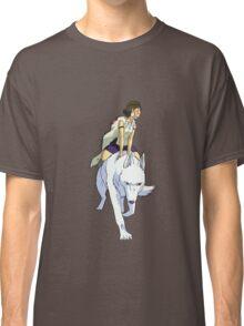 Mononoke riding Classic T-Shirt