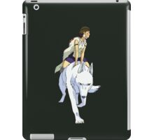 Mononoke riding iPad Case/Skin