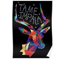 Tame Impala Logo 3 jendelarumah Poster
