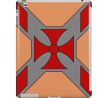 He-Guy Chest Plate iPad Case/Skin
